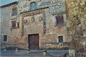PALACE OF THE CONTRERAS